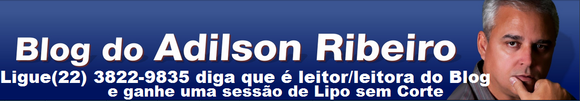 Blog do Adilson Ribeiro