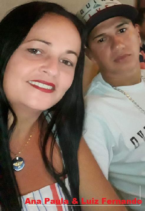 Ana Paula e Luiz Fernando