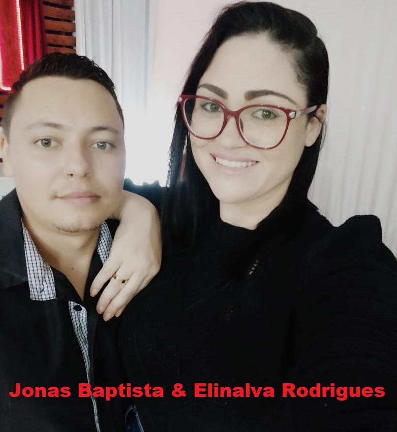 Elinalva e Jonas