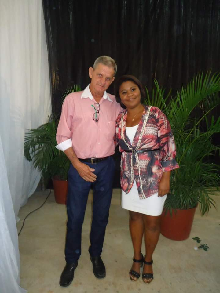 Josiene e Vicente