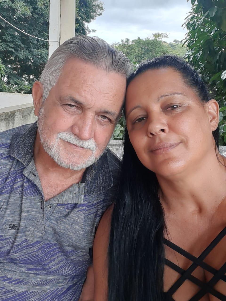 Juraci e Miriam