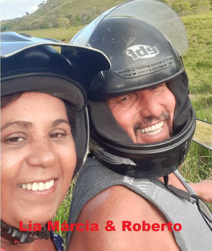 Lia Marcia e Roberto