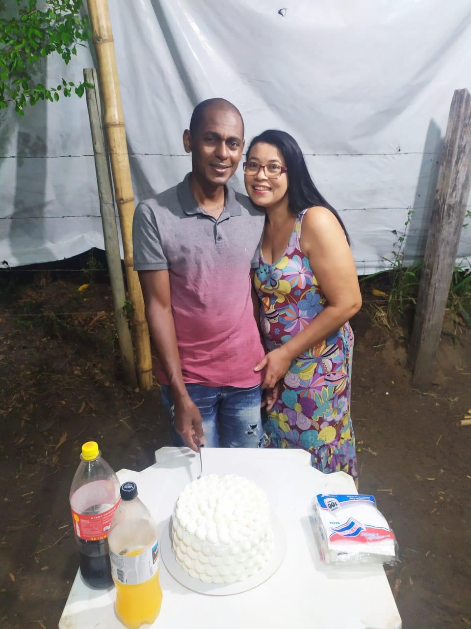 Luciana e Carlos Antonio