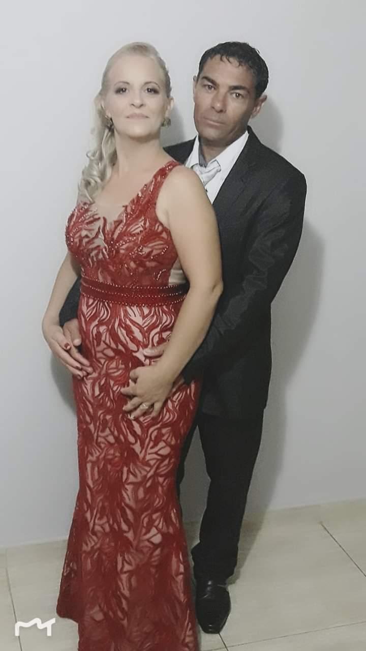 Luis Claudio e Marli Mariana