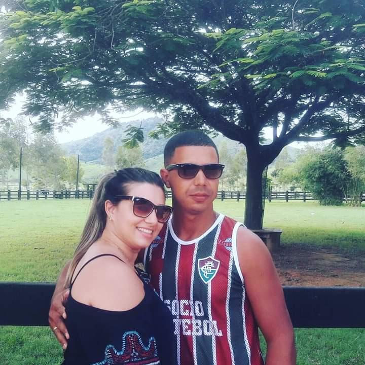 Nathalia e Marcos Antonio