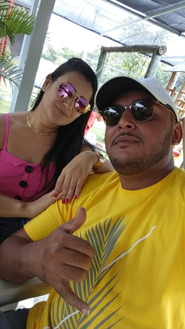 Rafael e Fabielly
