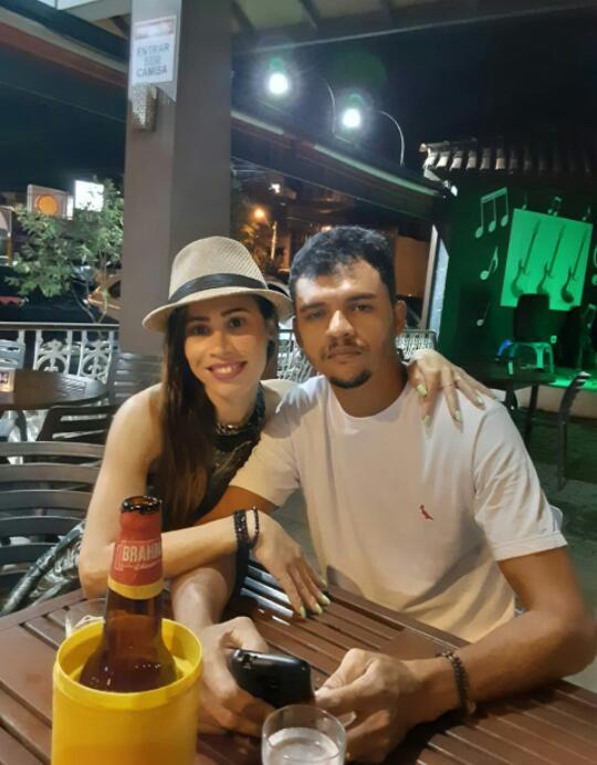 Rodrigo e Renata