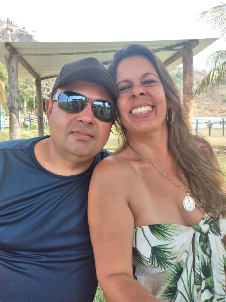 Sandro e Cynthia