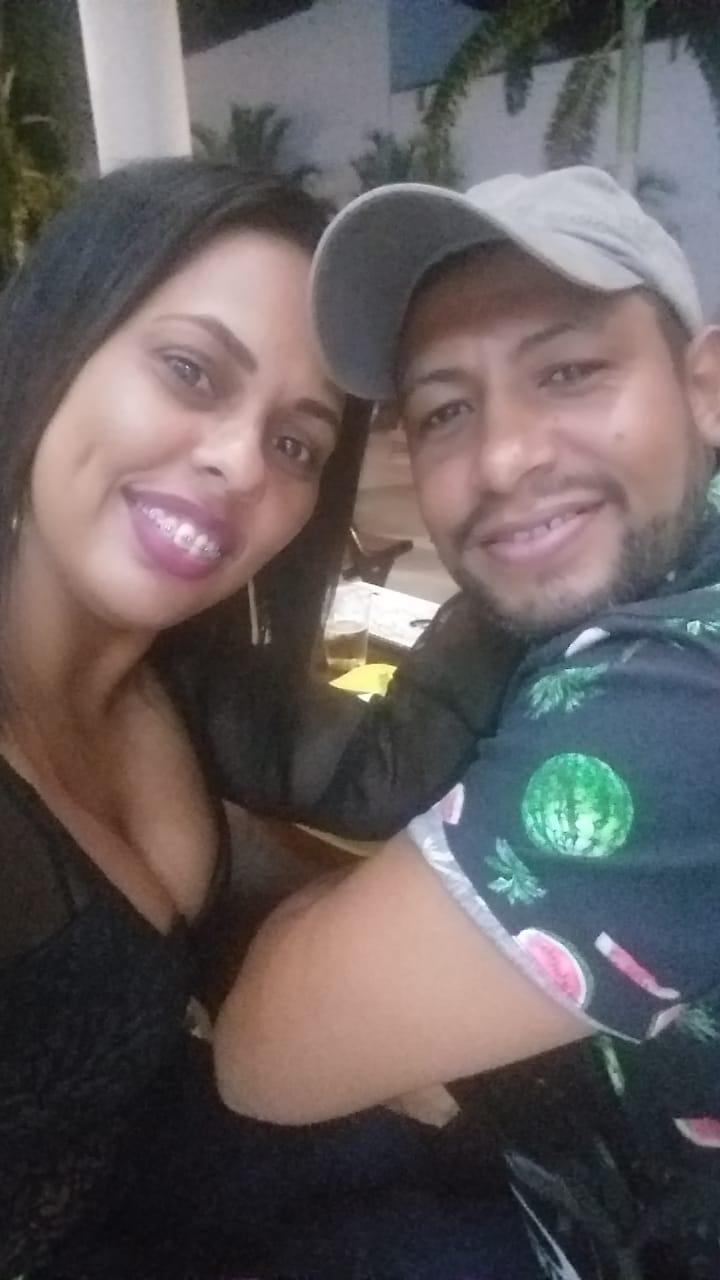 Shirley e Marcelo